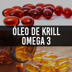 Óleo de Krill e Ômega 3